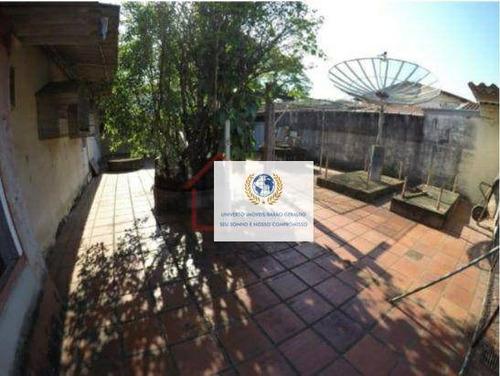 Casa Com 2 Dormitórios À Venda Por R$ 650.000,00 - Barão Geraldo - Campinas/sp - Ca1363