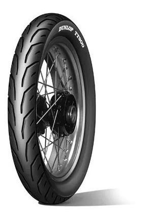Cubierta 250 17 Dunlop Tt900 Biz Wave Crypton Beta 110 Delan