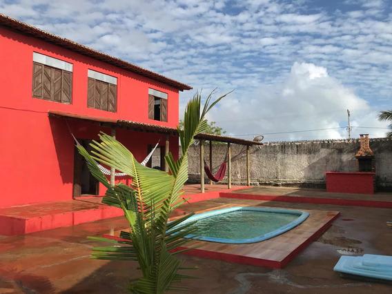 Casa De Praia Com Piscina Em Zumbi Alugo Pra Canaval