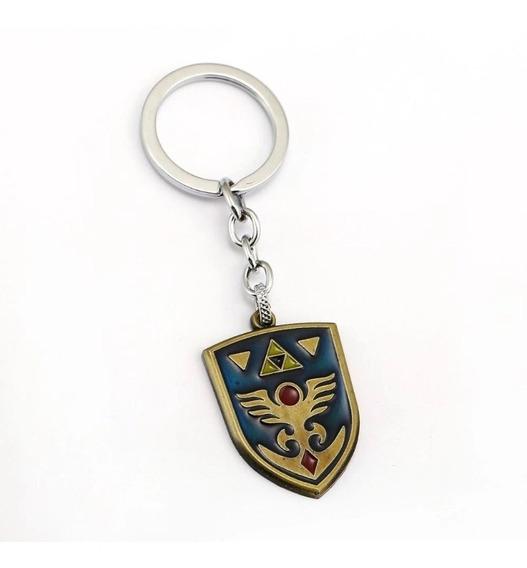 Llavero Zelda Escudo Majora Mask | Escudo A Link To The Past