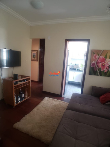 Apartamento 03 Qtos, Suíte, 01 Vg - Santa Efigênia - Gip32