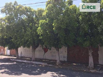 Terreno À Venda, 40800 M² Por R$ 3.900.000 - Centro - Mossoró/rn - Te0068