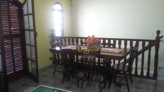 Sobrado Com 4 Dormitórios À Venda, 180 M² Por R$ 700.000,00 - Jardim Vila Formosa - São Paulo/sp - So1259