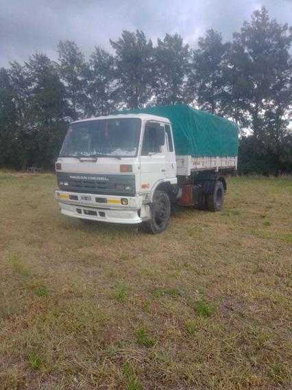 Camion Nissan 1999 Y Acoplado Cerealero