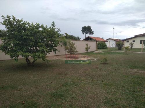 Imagem 1 de 22 de Chácara Com 3 Dormitórios À Venda, 1200 M² Por R$ 540.000,00 - Pinheirinho - Taubaté/sp - Ch0485