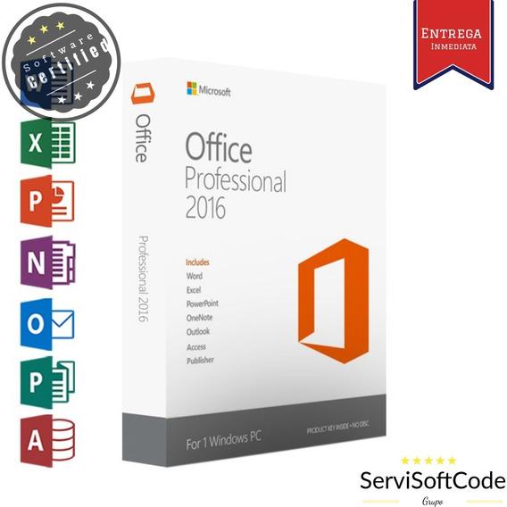 Office 2016, 2019, 365 Para Microsoft Pro Plus Oem 32/64 Bit