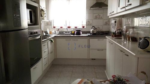 Casa 103m², 2 Dormitorios,  1 Vagas - Mirandópolis - Ca0804