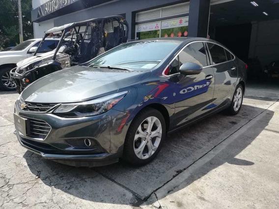Chevrolet Cruze Ltz Turbo Automatica Sec 2017 1.4 Fwd 181
