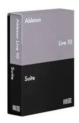 Ableton Live Suite 10 + Contenido Extra - Para Pc | Digital