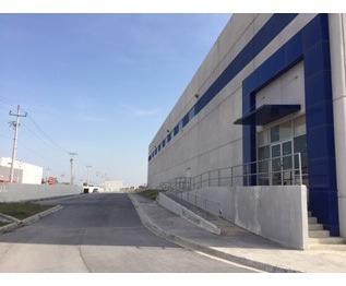 Nave Industrial En Ciénega De Flores, Sobre Autopista Monterrey-nuevo Laredo