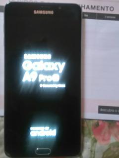 Vendo Samsung A9 Pro6caiu E Travou A Tela