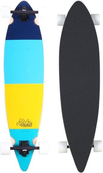 Longboard Skate Pintail Profesional 1,20 Mt Cuotas