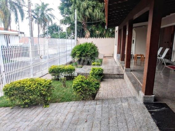 Casa Á Venda E Para Aluguel Em Parque Taquaral - Ca001922