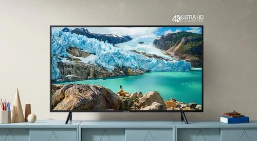 Led Tv 55  Samsung Un55ru7100gczb Smart Uhd | Hdmi | Usb | S