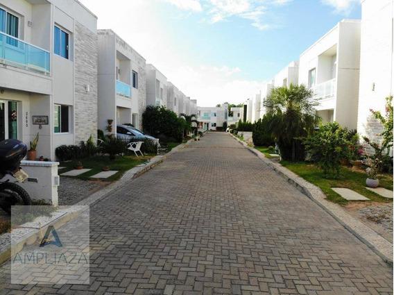 Casa Com 4 Dormitórios À Venda, 200 M² Por R$ 749.000,00 - Lagoa Redonda - Fortaleza/ce - Ca0169