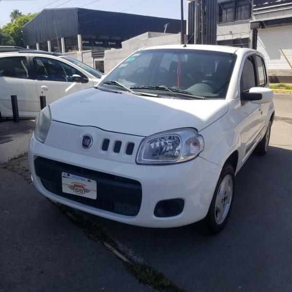 Fiat Uno 1.4 Attractive 2011 5 Puertas Aire Cuotas Permuto