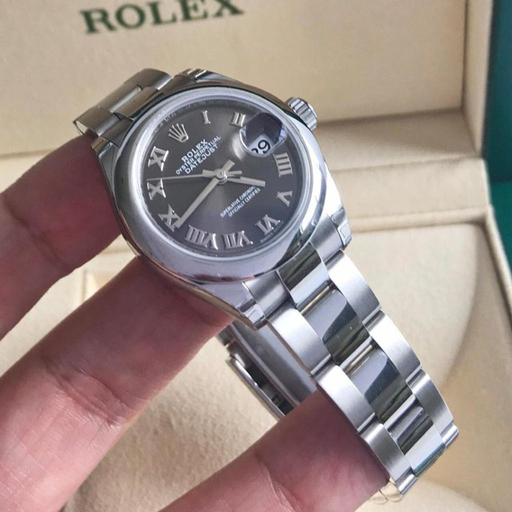 Rolex Lady-datejust 28mm 2019 Modelo Novo