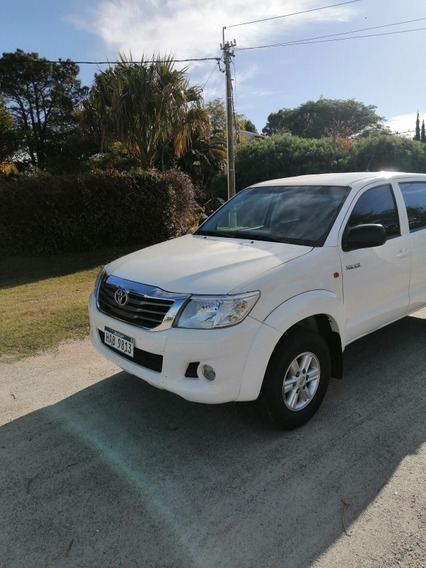Toyota Hilux 2013 2.7 Cd Srv Vvti 4x4