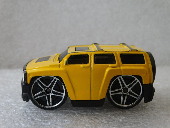Hummer H3 Blings - Hot Wheels 2005 - 1:64 Loose