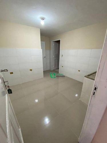 Imagem 1 de 10 de Casa Com 1 Dormitório Para Alugar, 60 M² Por R$ 1.300/mês - Limão - São Paulo/sp - Ca0620