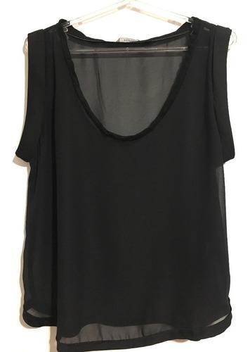 Blusa Remera Importada De Mujer Marca Guess Talle M