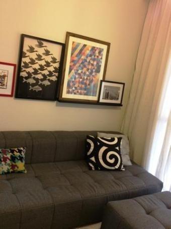 Apartamento Para Venda Em Valinhos, Ortizes, 3 Dormitórios, 1 Suíte, 2 Banheiros, 2 Vagas - Ap 1169