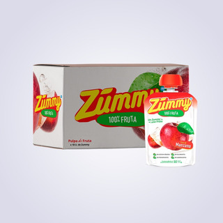 Zummy Manzana - 1 Caja X 18 Unidades