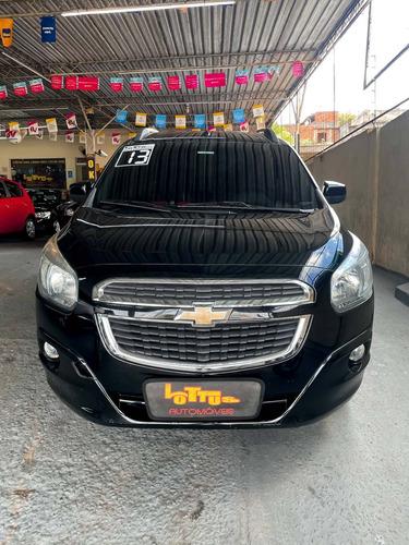 Imagem 1 de 13 de Chevrolet Spin 1.8 Ltz 8v Flex 4p Automático