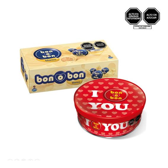 Pack Bombones Lata + Caja