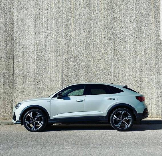Audi Q3 Sportback 35 Tfsi 0km 2020 Linea Nueva