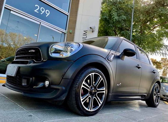 Gd Motors Mini Cooper Countryman All 4 Jcw 211cv 2016