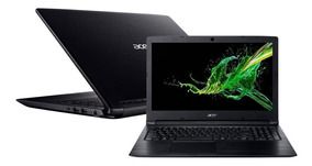 Notebook Acer Aspire 3, Intel Core I3, 4gb, 1tb, Tela 15,6
