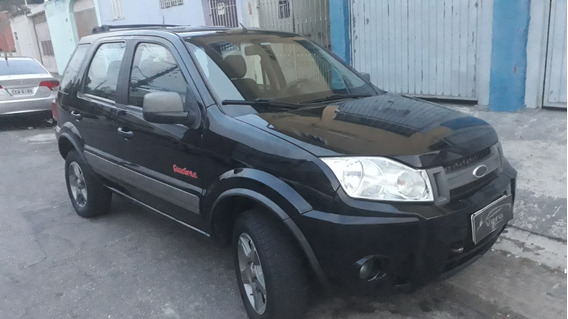 Ford Ecosport 1.6 Xlt Freestyle Completo - Único Dono - 2008