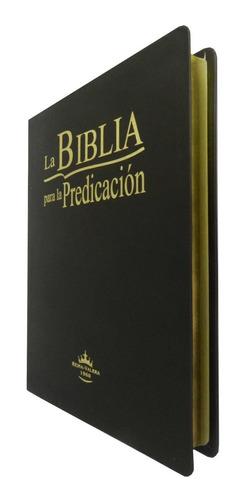 Biblia Para La Predicación Reina Valera 1960 Café 103811