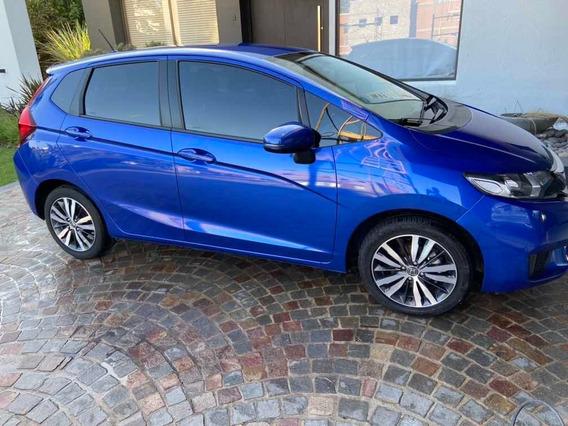 Honda Fit 1.5 Ex-l 132cv 2017