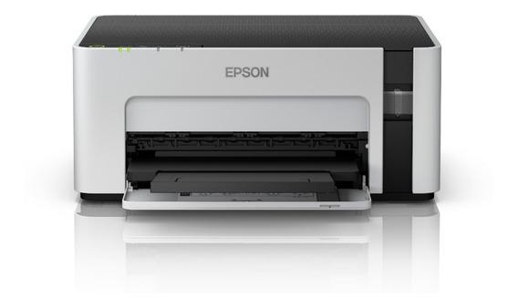 Epson Impresora Ecotank M1120 Monocromática Negocio Wifi