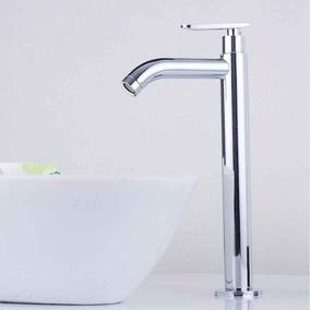 Torneira Lavabo Banheiro Bica Alta Fiori - Premierdecor