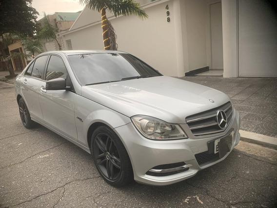 Mercedes-benz C180 1.8 Turbo - 2012 - 62.000km - Impecável