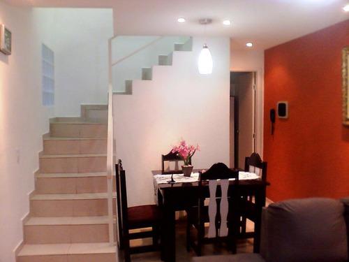 Casa Com 2 Dormitórios À Venda, 59 M² Por R$ 340.000,00 - Jardim Califórnia - Barueri/sp - Ca0376