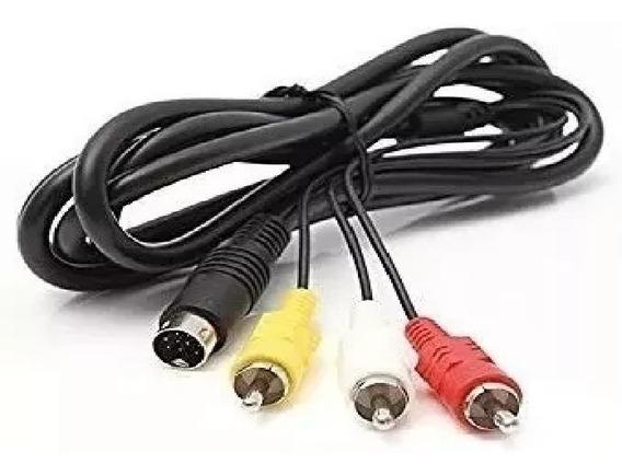 Cable Rca 10 Pin Deco L14 Directv`somos Tienda Fisica
