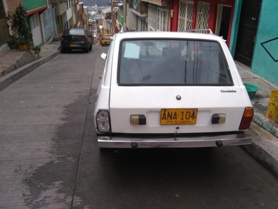 Renault 12 Breek 80