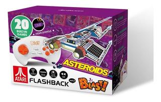 Consola Atari Flashback Blast Portable 20 Juegos Volumen 2
