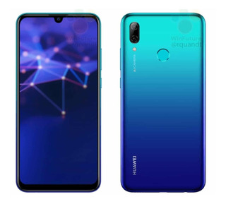 Huawei P Smart 2019 64gb Aurora Blue + Case + Película Vidro