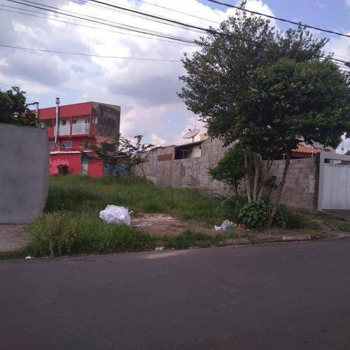Imagem 1 de 5 de Terreno À Venda, 270 M² Por R$ 189.000,00 - João Aranha - Paulínia/sp - Te4173