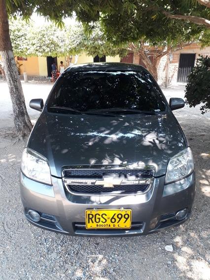 Chevrolet Aveo Emotion Sedan