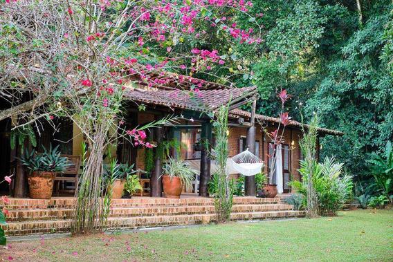 Casa Com 6 Dorms, Praia Do Pulso, Ubatuba - R$ 2.4 Mi, Cod: 1009 - V1009
