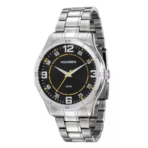 Relógio Mondaine Masculino Lindo Top Original Na Cx Original