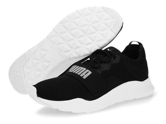 Tenis Puma !!remate!! Wired Pro Negro, Ultimos Pares...