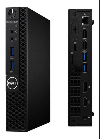 Dell Optiplex 3050m I5 16gb Ddr4 240gb Ssd Hdmi Win 10 Pro