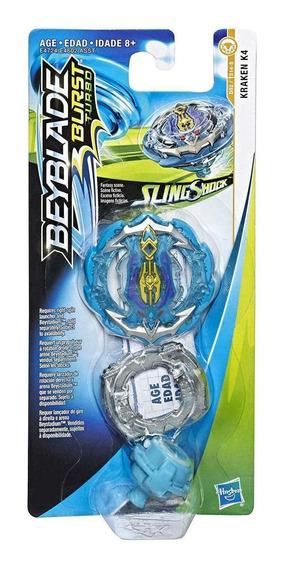 Hasbro Beyblade Burst Turbo Slingshock Kraken K4